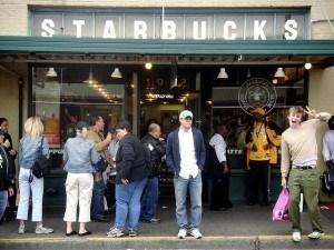 Original Seattle Starbucks