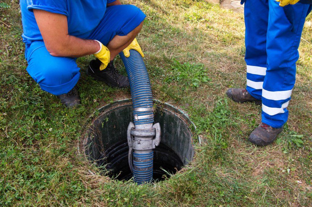 hydro jetting sewer